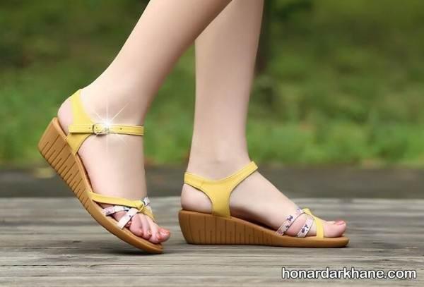 مدل کفش تابستانه 2019