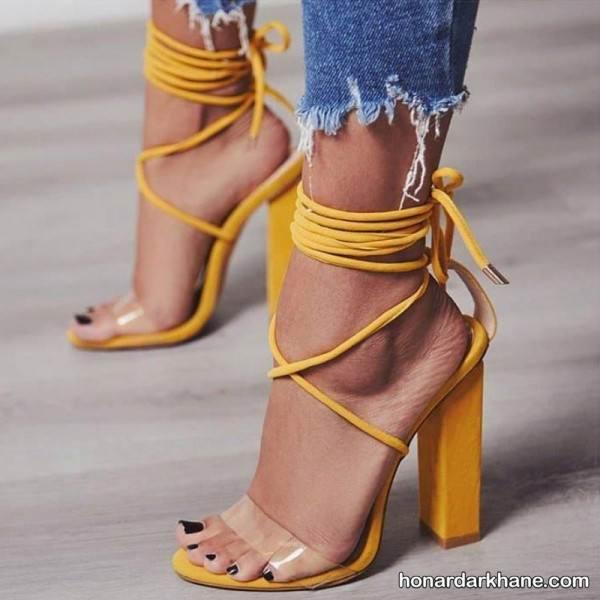 مدل جذید کفش تابستانی