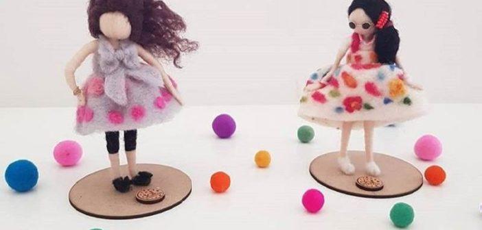 ساخت عروسک کچه ای
