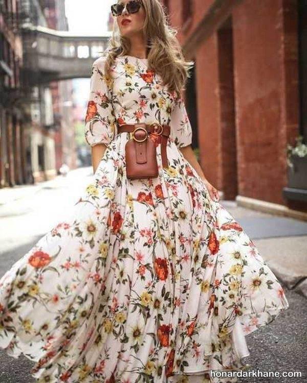 مدل پیراهن ساحلی نخی و ایده هایی برای ست کردن لباس ساحلی شیک و جدید