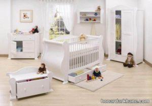 تزیین اتاق کودک دختر