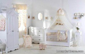 تزیین وسایل نوزاد