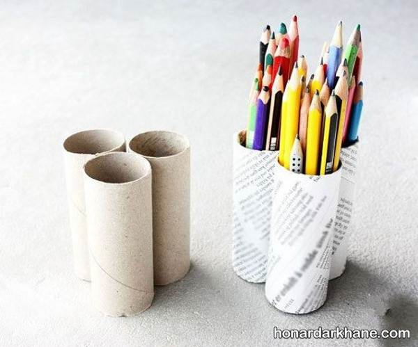 آموزش ساخت دستمال کاغذی