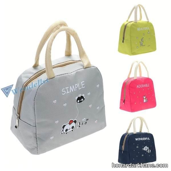 کیف دخترانه برای مدرسه