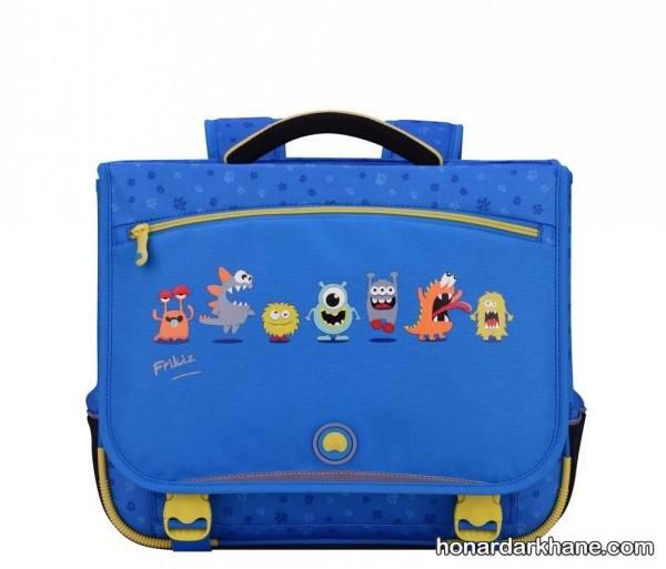 کیف مدرسه جدید و شیک