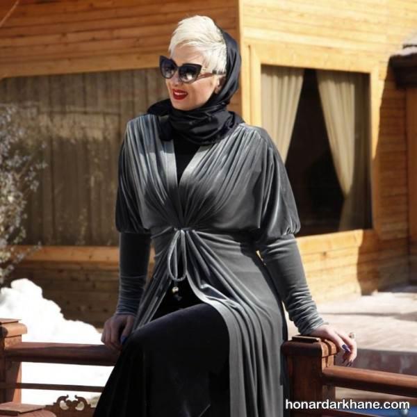 مدل مانتو مجلسی زنانه