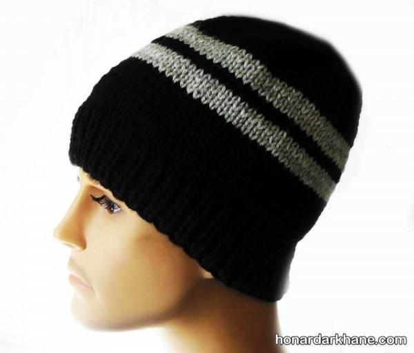 کلاه بافتنی اسپرت مردانه