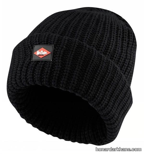 کلاه بافتنی کش باف