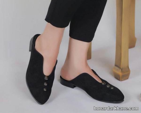مدل جدید کفش روفرشی