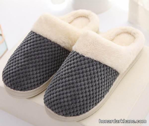 مدل کفش زمستانی روفرشی