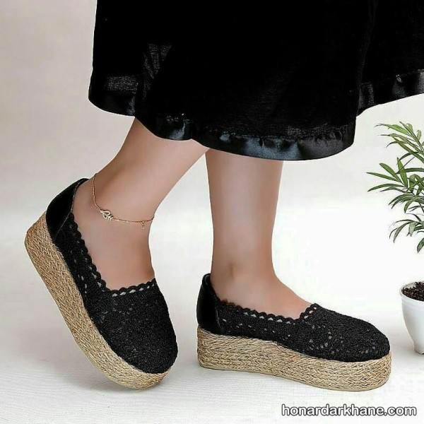 کفش روفرشی زنانه