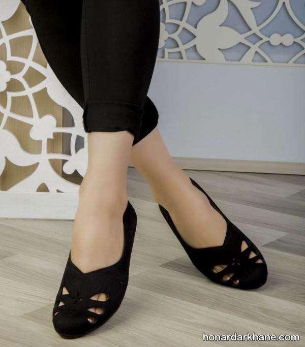 عکس کفش روفرشی جدید