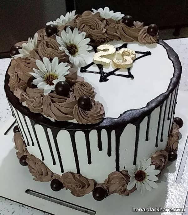 انواع کیک آرایی با ایده های جذاب