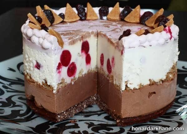 انواع منحصر به فرد تزیین کیک