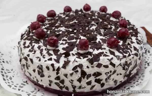شیک ترین مدل های تزیین کیک