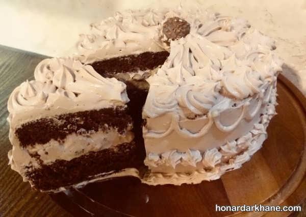 جدیدترین انواع تزیین کیک با روش های متنوع