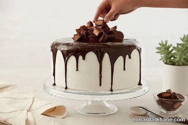 انواع خاص تزیین کیک با ایده های جالب