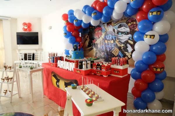 آراستن خانه برای تولد به شیوه های گوناگون