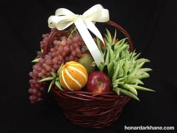 جالب ترین مدل های میوه آرایی
