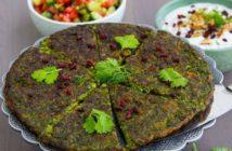 طرز تهیه کوکو سبزی و مراحل پخت آن