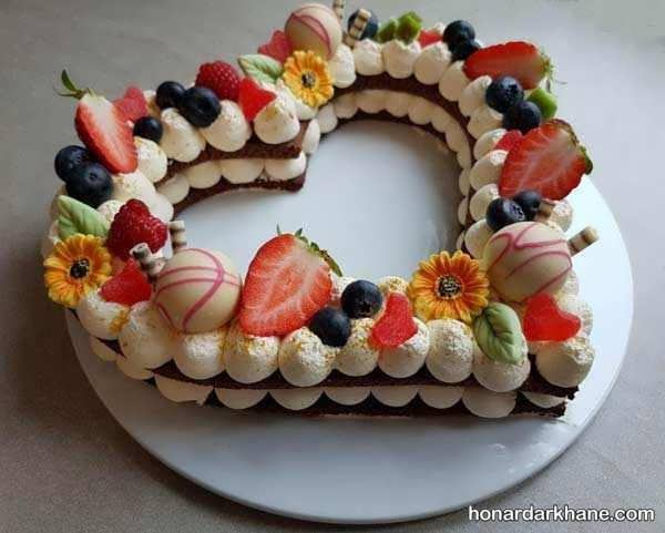 روش پخت کیک سابله