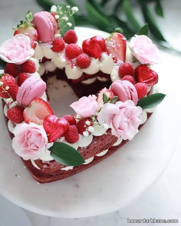 دستور تهیه کیک خوشمزه سابله