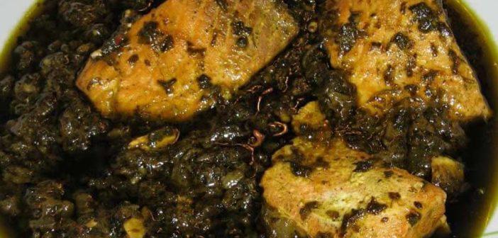 طرز تهیه قلیه ماهی با طعمی بسیار خوشمزه