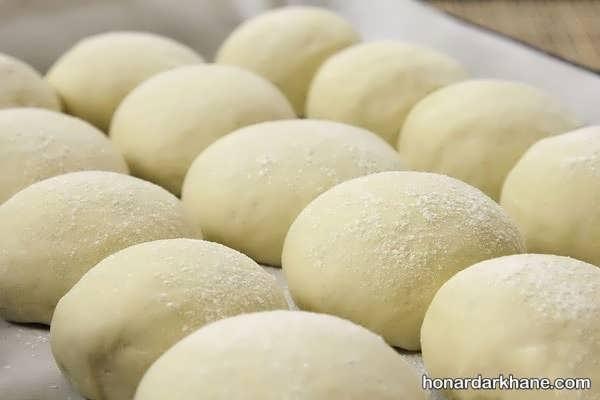 روش تهیه نان کلانه در خانه