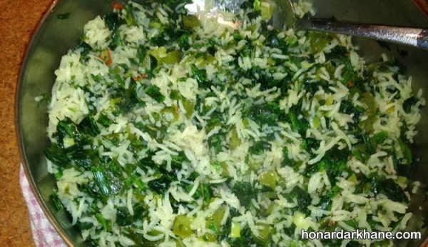 دستور پخت والک پلو با طعمی بی نظیر