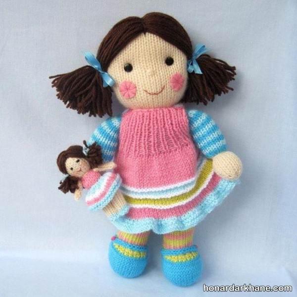 عروسک بافت جدید