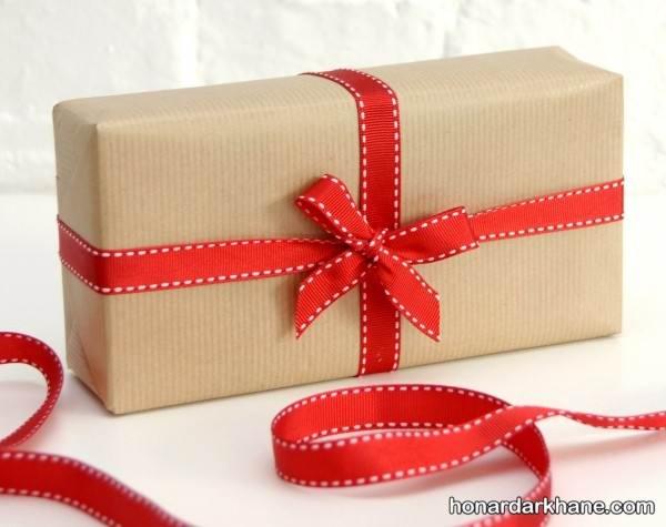 تزیین هدیه جدید و زیبا