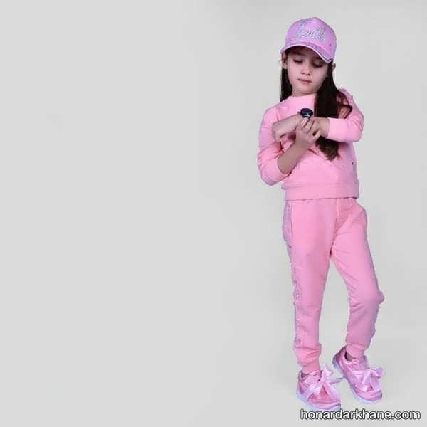 انواع جدید لباس بچه گانه