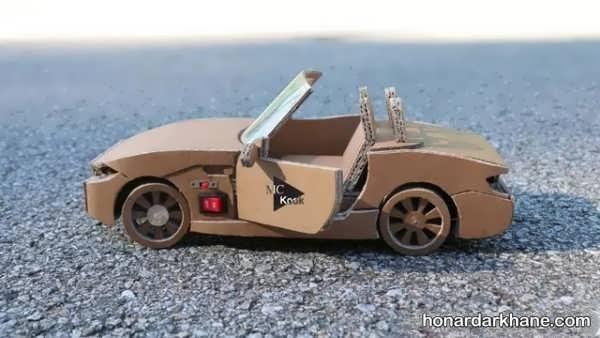 درست کردن ماشین اسباب بازی