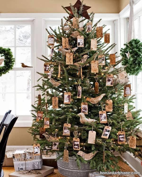 مدل های جدید آذین درخت کریسمس