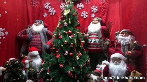 مدل های جدید تزیین درخت کریسمس