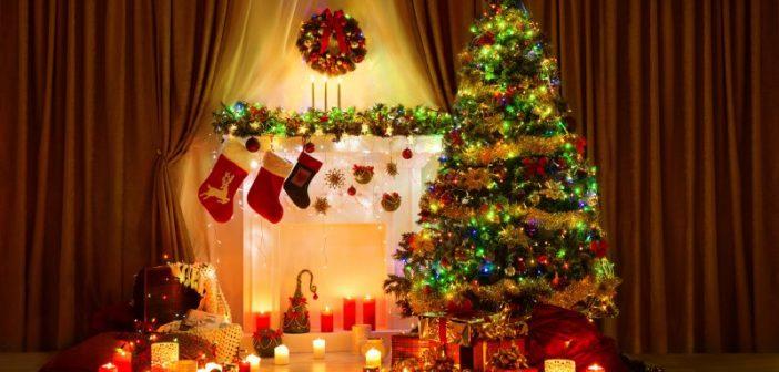 مدل های مختلف تزیین درخت کریسمس