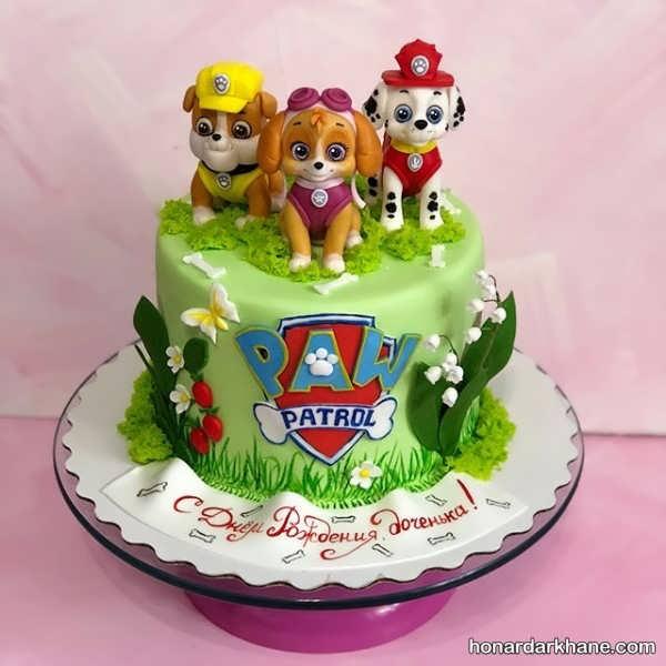 تم تولد بی نظیر سگ های نگهبان