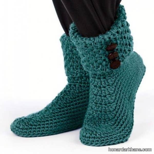 انواع جدید جوراب زمستانه زنانه