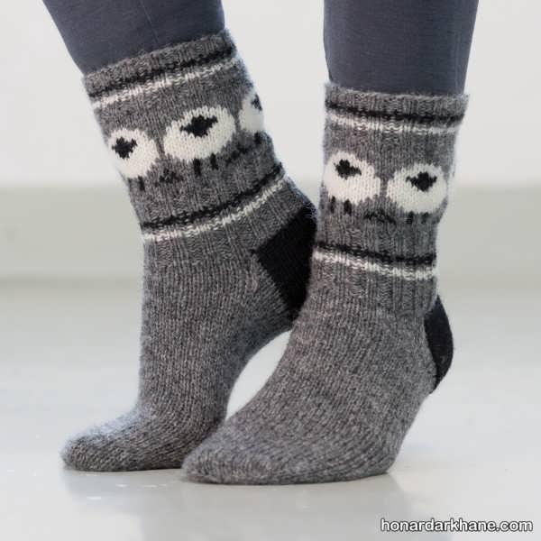 انواع زیبا و ساق کوتاه پاپوش زمستانه
