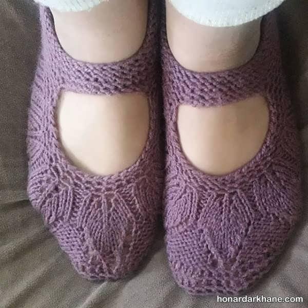 مدل هایجالب و ساق بلند جوراب زمستانه