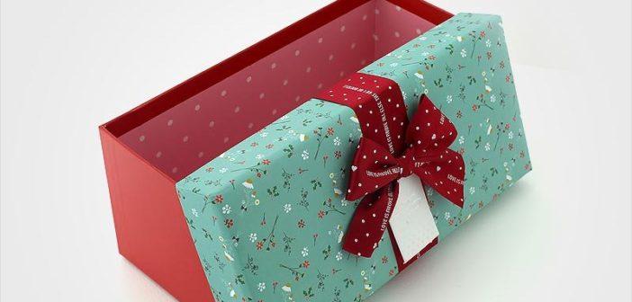نحوه ساخت جعبه کادو با مقوا