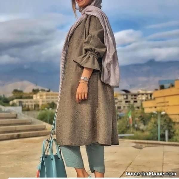 مدل های زیبا مانتو عید نوروز