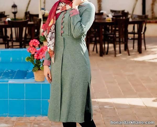 مدل های شیک و زیبا مانتو برای عید نوروز