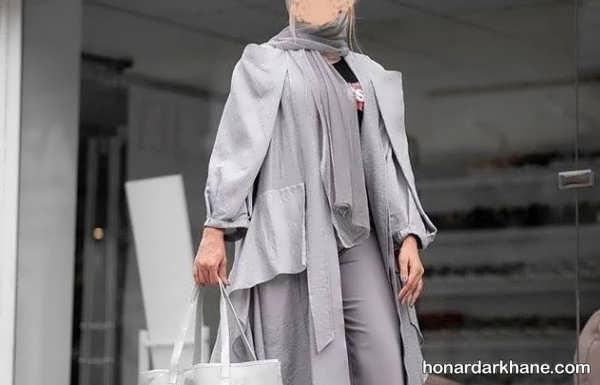 مدل های زیبا و جذاب مانتو عید 99
