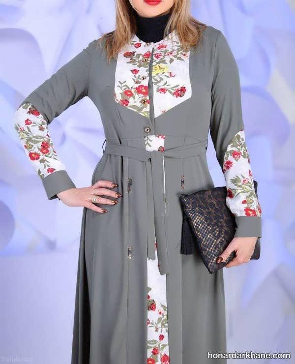 مدل های زیبا مانتو کوتاه برای عید نوروز