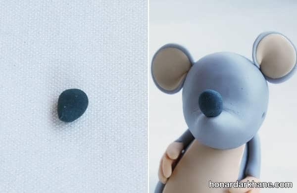 روش ساخت موش فانتزی