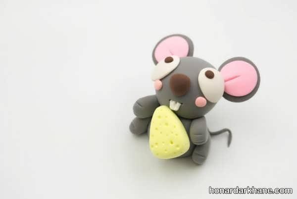 روش درست کردن موش عروسکی