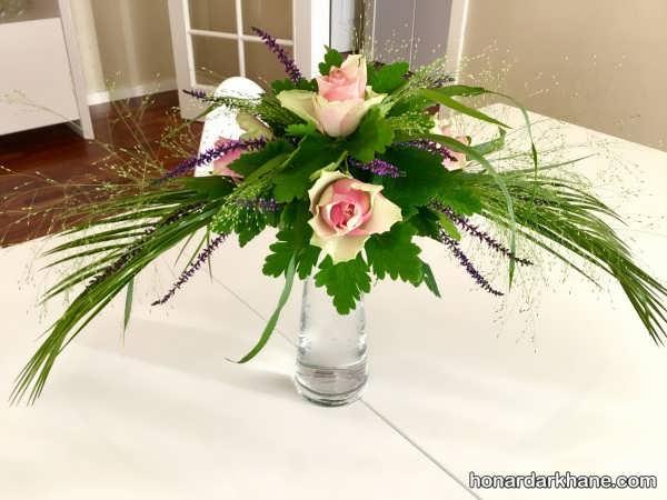 گل آرایی اتاق با ایده های زیبا