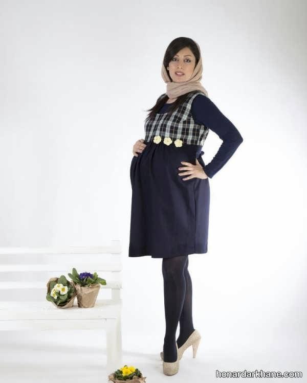 مدل های جالب و زیبا مانتو حاملگی