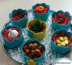 انواع مختلف هفت سین برای عید نوروز